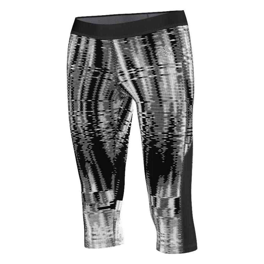 adidas Go-to-gear Techfit Capri Woman