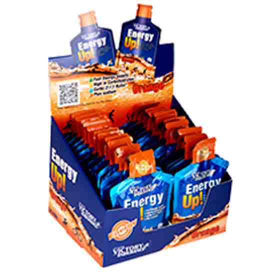 Weider Victory Endurance Gel Energy Up 40 g x 24 Orange