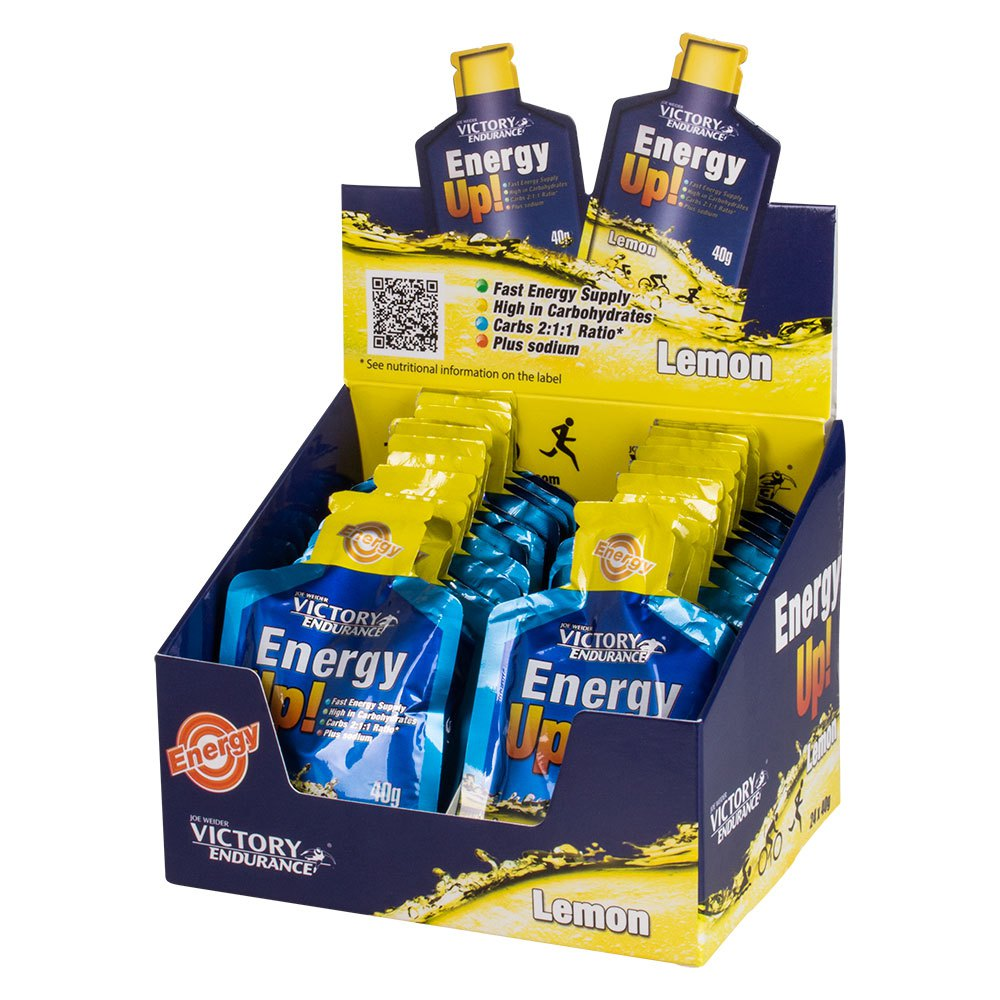 Victory endurance Energy Up 40gr x 24 Gels