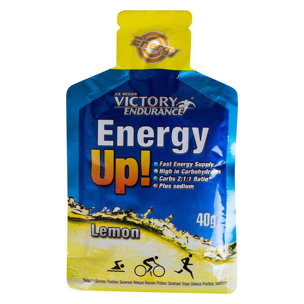 Victory Endurancegrel Energy Up 40gr X 24 Lemon