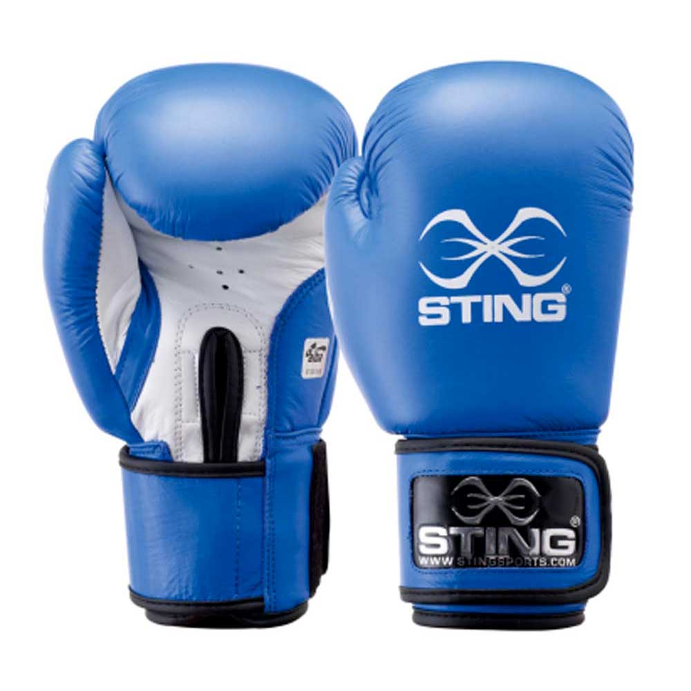 Sting Competition Leather Boxing Gloves
