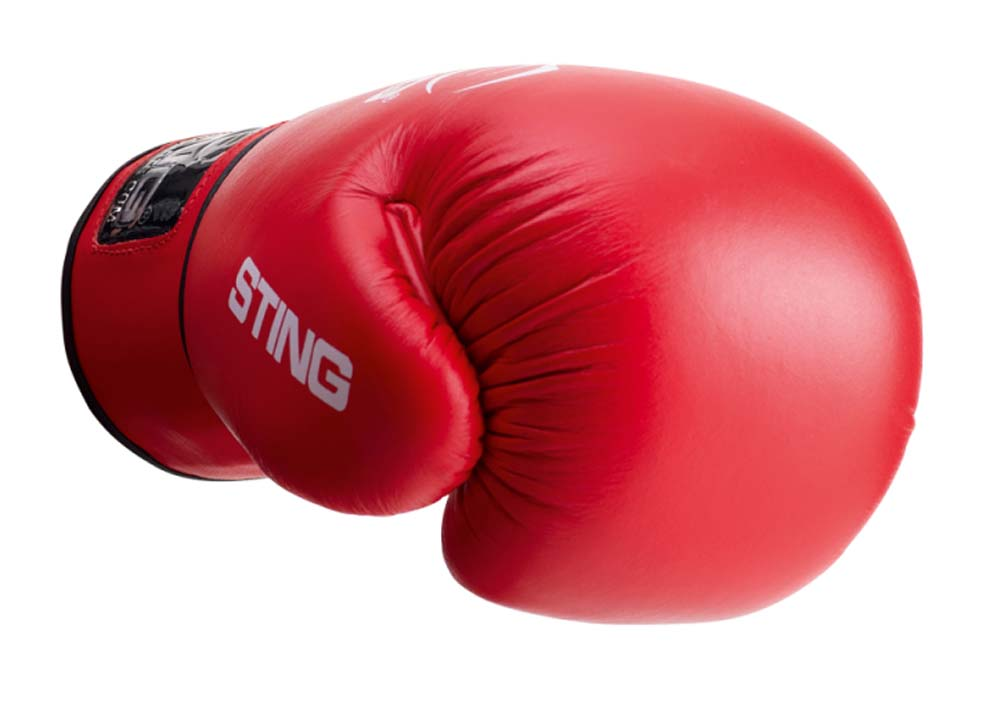 sting competition leather boxing gloves traininn プロテクター