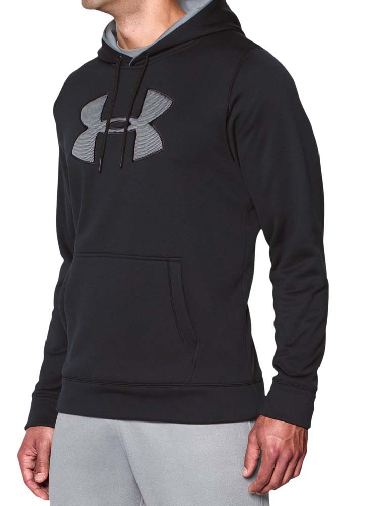 Under armour Af Big Logo Hoodie Solid buy and offers on Traininn 73f44c99fa18