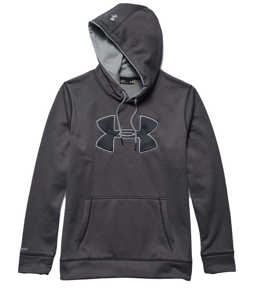 80cb9e19 Under armour Af Big Logo Hoodie Solid buy and offers on Traininn