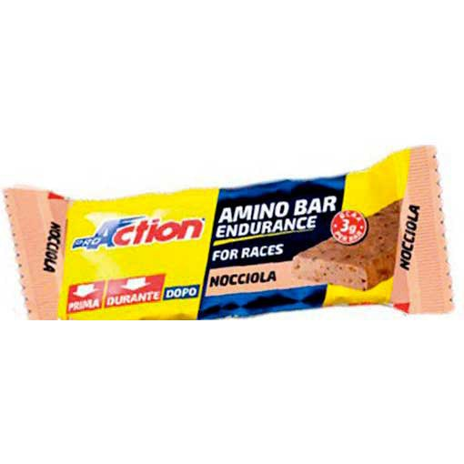 Pro action Amino Bar Hazelnut 40 g