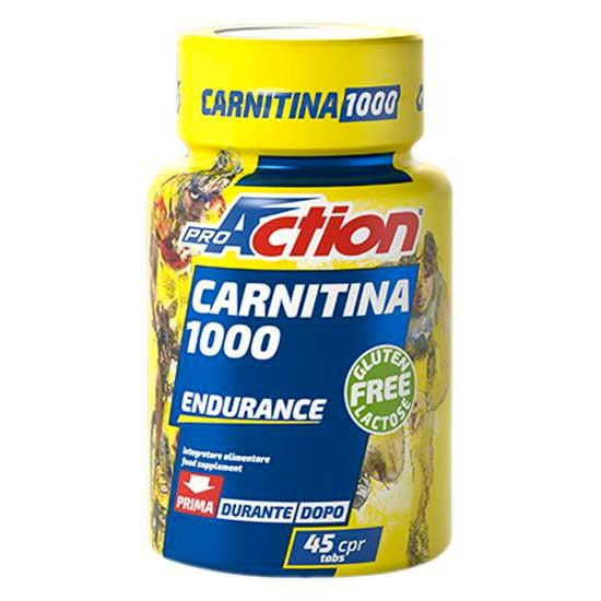 Pro action Carnitina 1000 45 Tabs