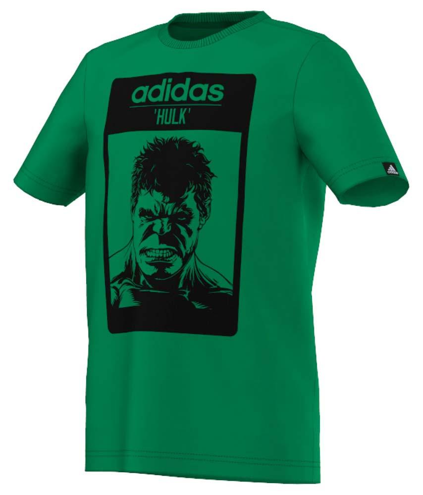 Ss En Kopen Traininn Tee Bieden Op Hulk Adidas 4ARj5ScL3q