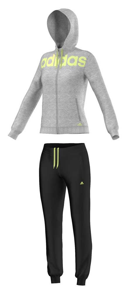 9b72d872 adidas Essential Linear Tracksuit, Traininn Спортивные костюмы
