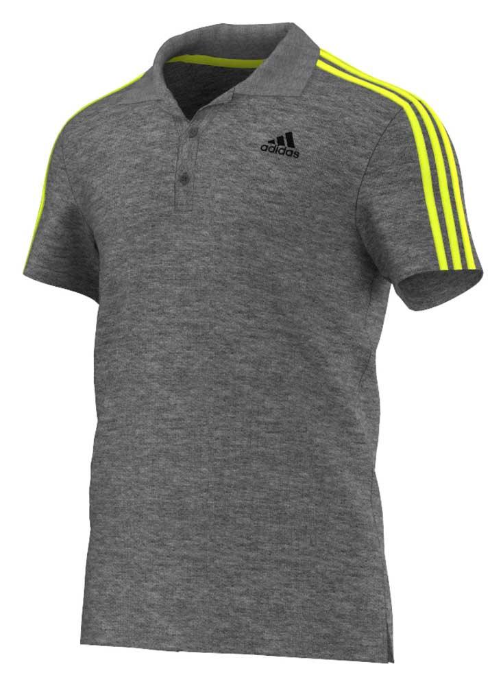 adidas Sport Essential 3 Stripes SS Polo, Traininn