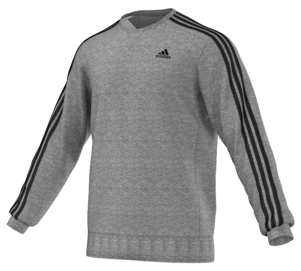 adidas Sport Essential 3 Stripes Crew Fleece