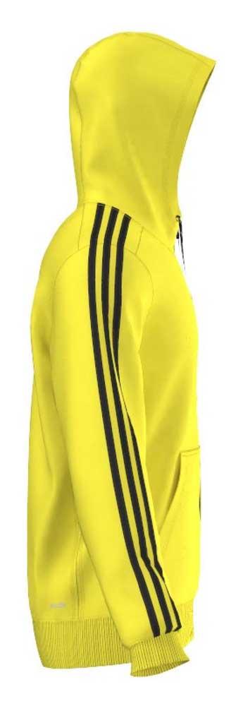 yellow adidas hoodie