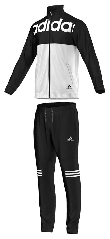 adidas Tracksuit Back To School