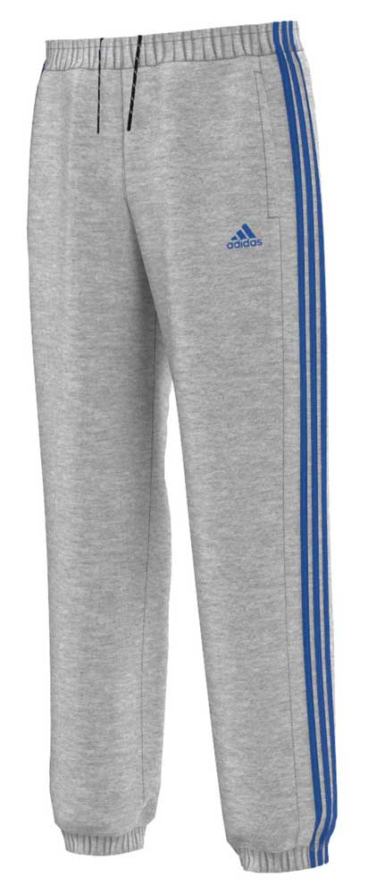 77406070bb5e adidas Sport Essential 3 Stripes Pant Closed Hem