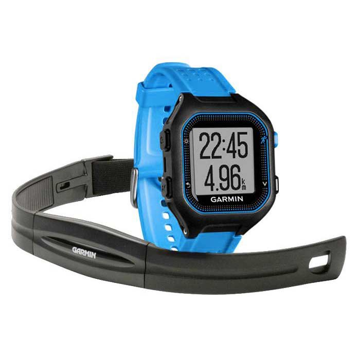 Garmin Forerunner 25 Hr Big