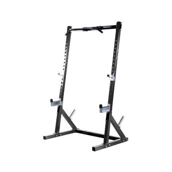 Powertec Workbench Half Rack