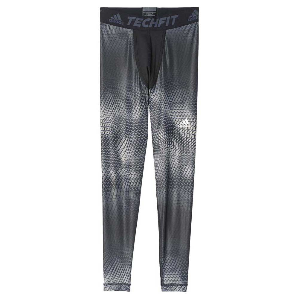 adidas Techfit Chill Graphic Long Tight
