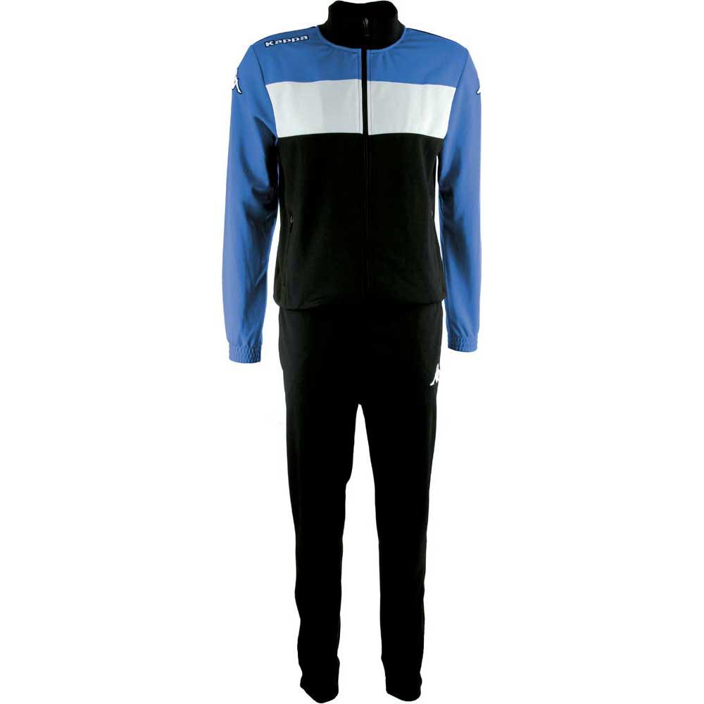 3d4dbbea6a43 Kappa Manarola Tracksuit Blue buy and offers on Traininn
