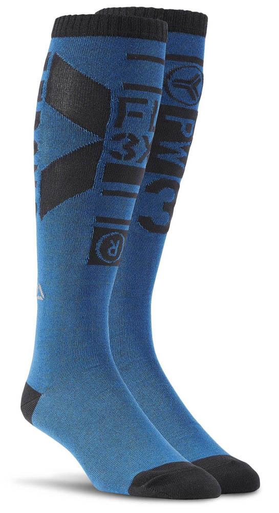 8032a675d4b Reebok One Series Training Graphic Knee Socks