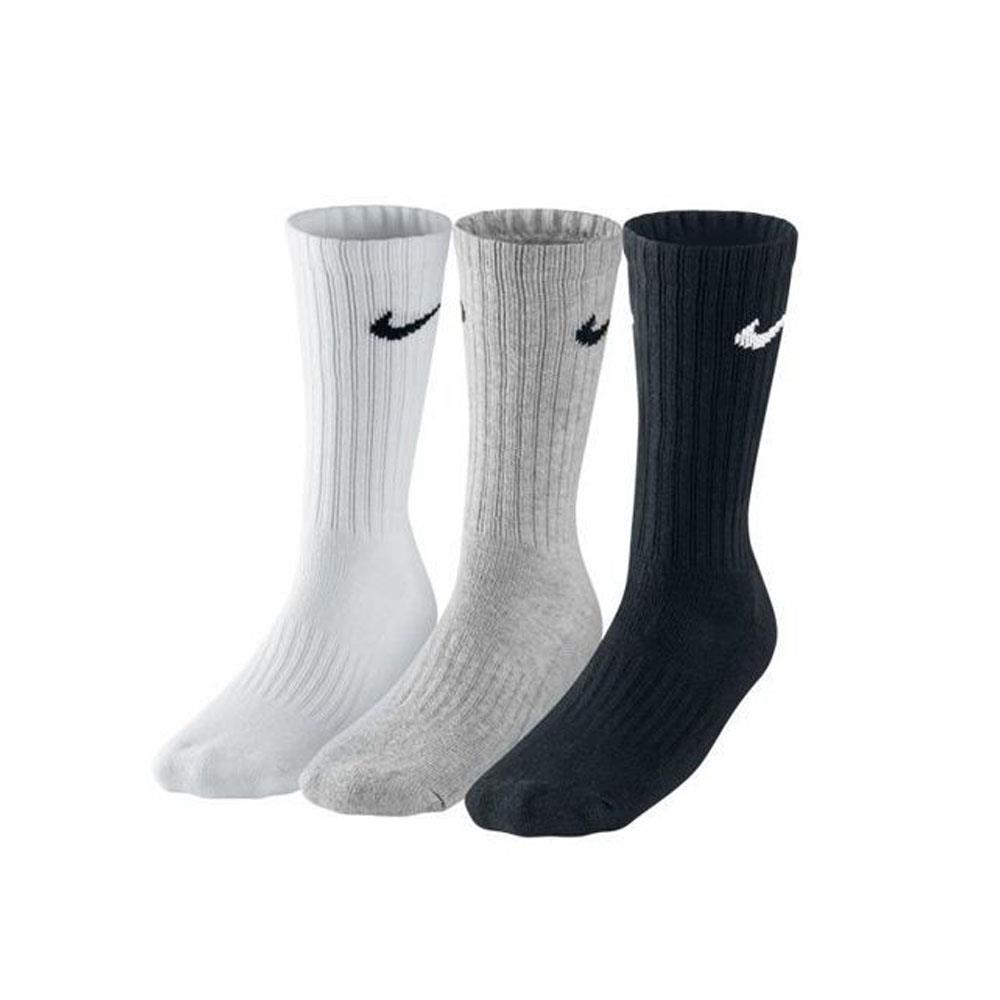 Nike Value Cotton Crew 3 Pairs