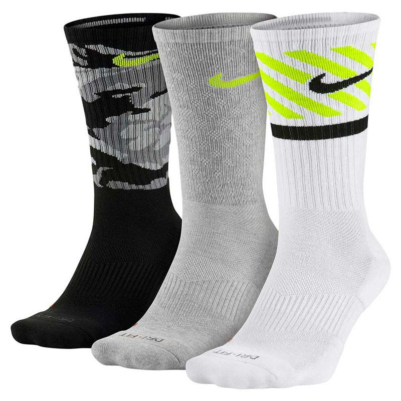 Nike Dri-fit Triple Fly 3 Pairs