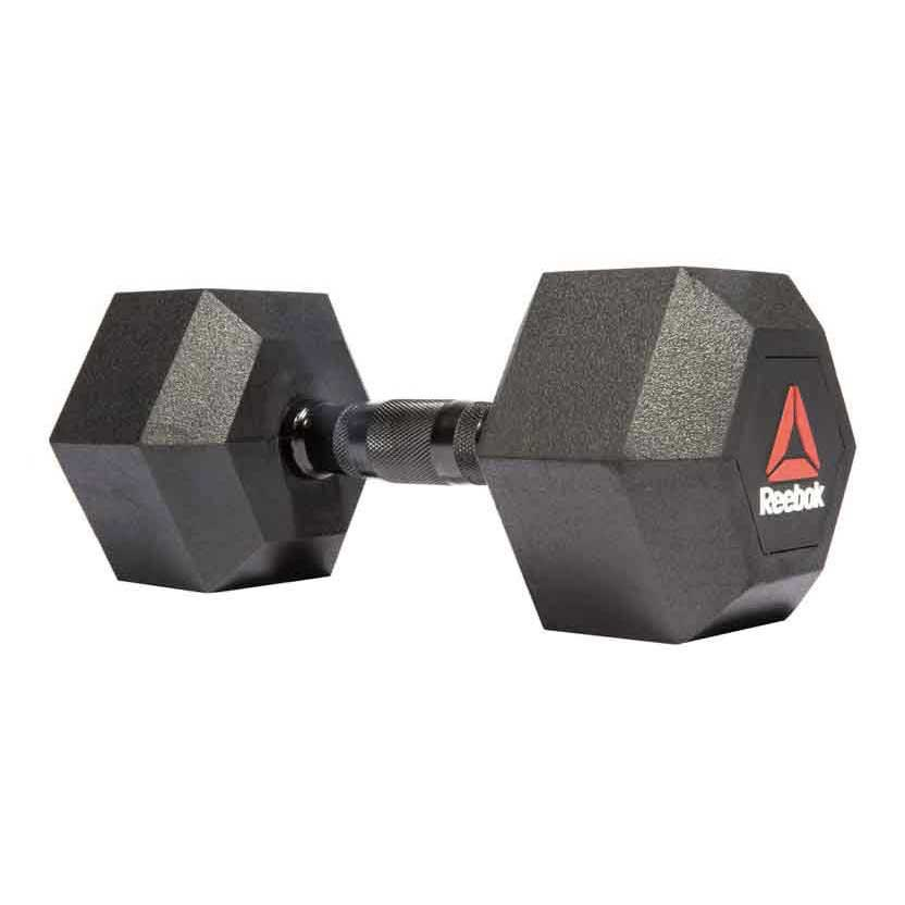 Reebok Cast Iron Dumbbell 12.5 Kg