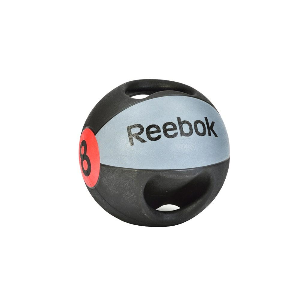 Reebok fitness Double Grip Medicine Ball 8 Kg