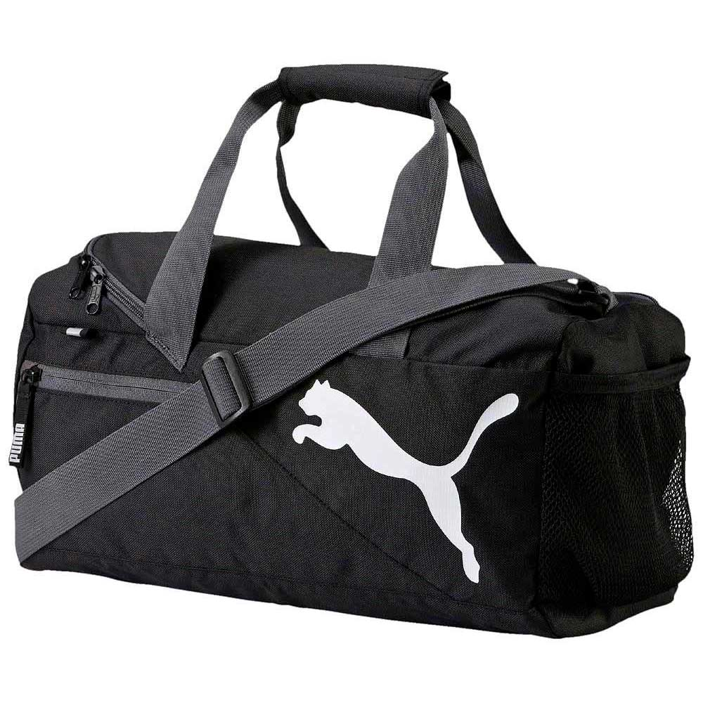 36699fd94915 Puma Fundamental Sports Bag Xs Black buy and offers on Traininn