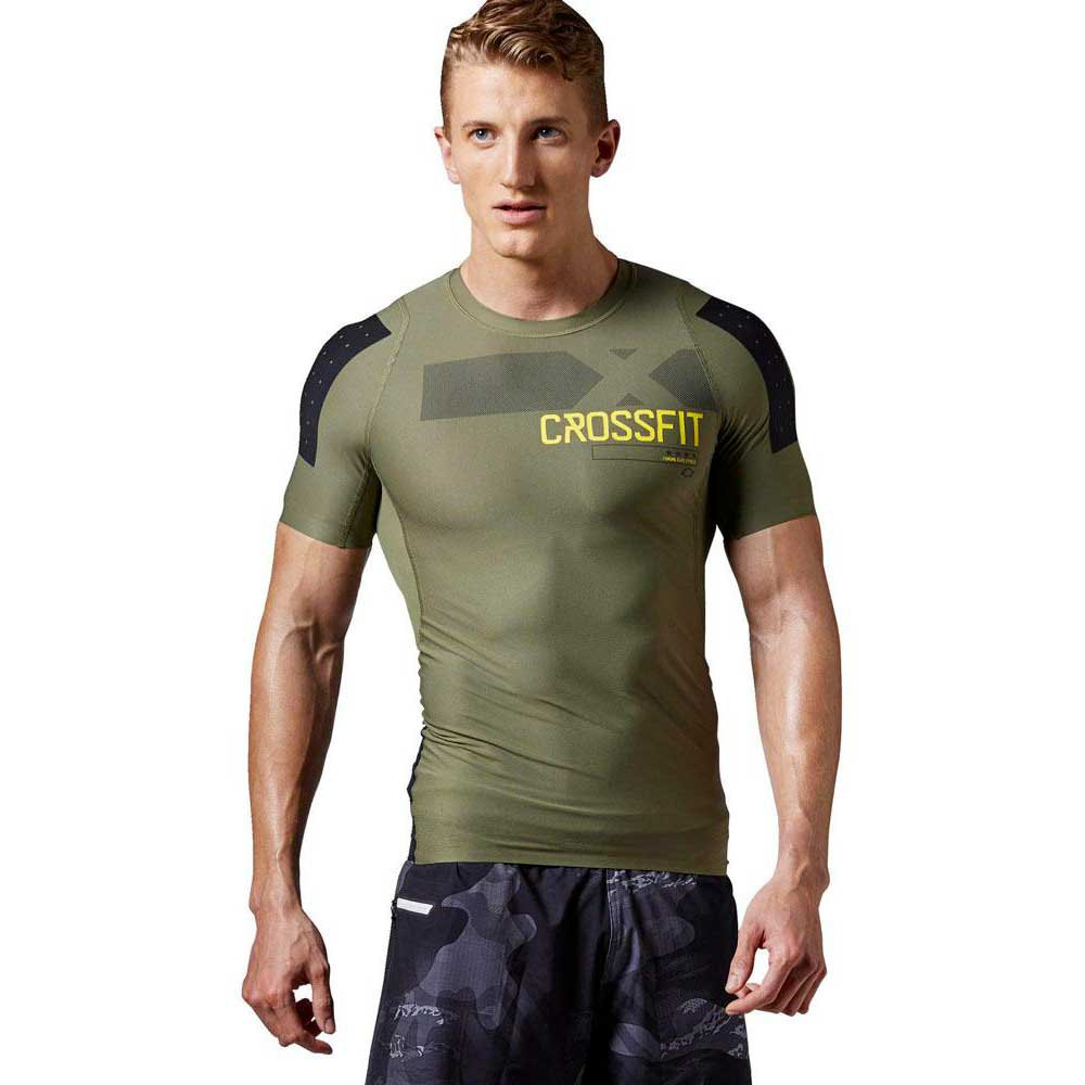 Reebok crossfit S/S Compression Shirt