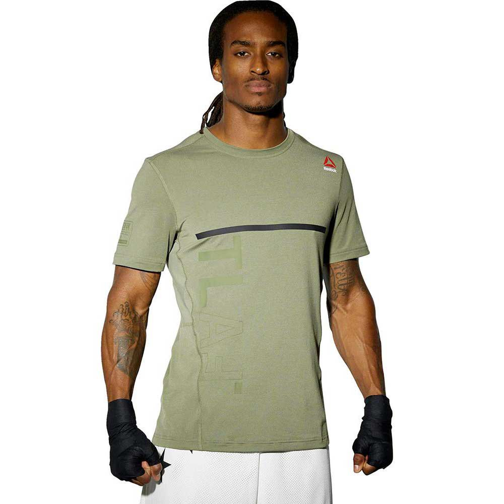 Reebok combat Train Like A Fighter Boxing S/S Tee