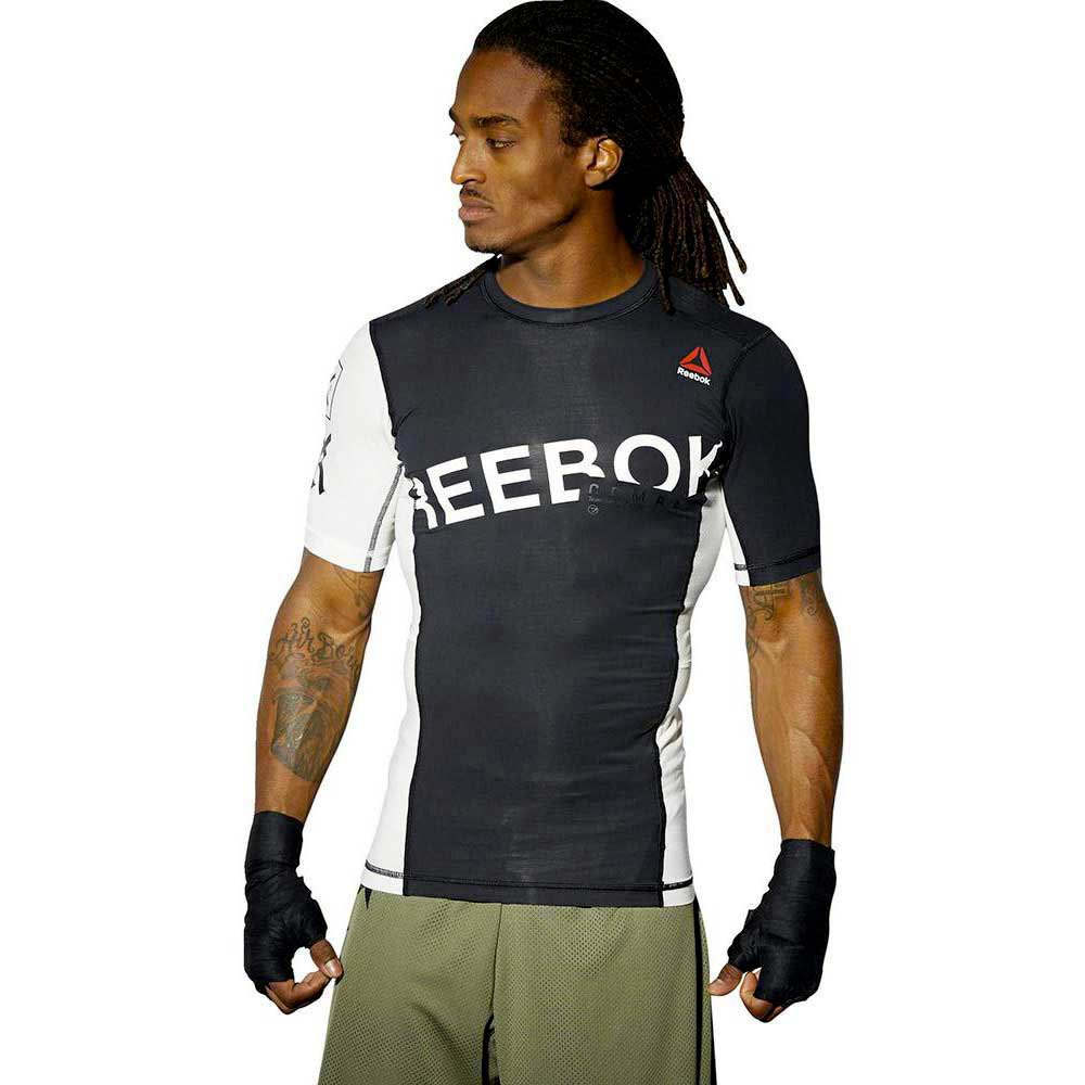Reebok combat Train Like A Fighter S/S Compression