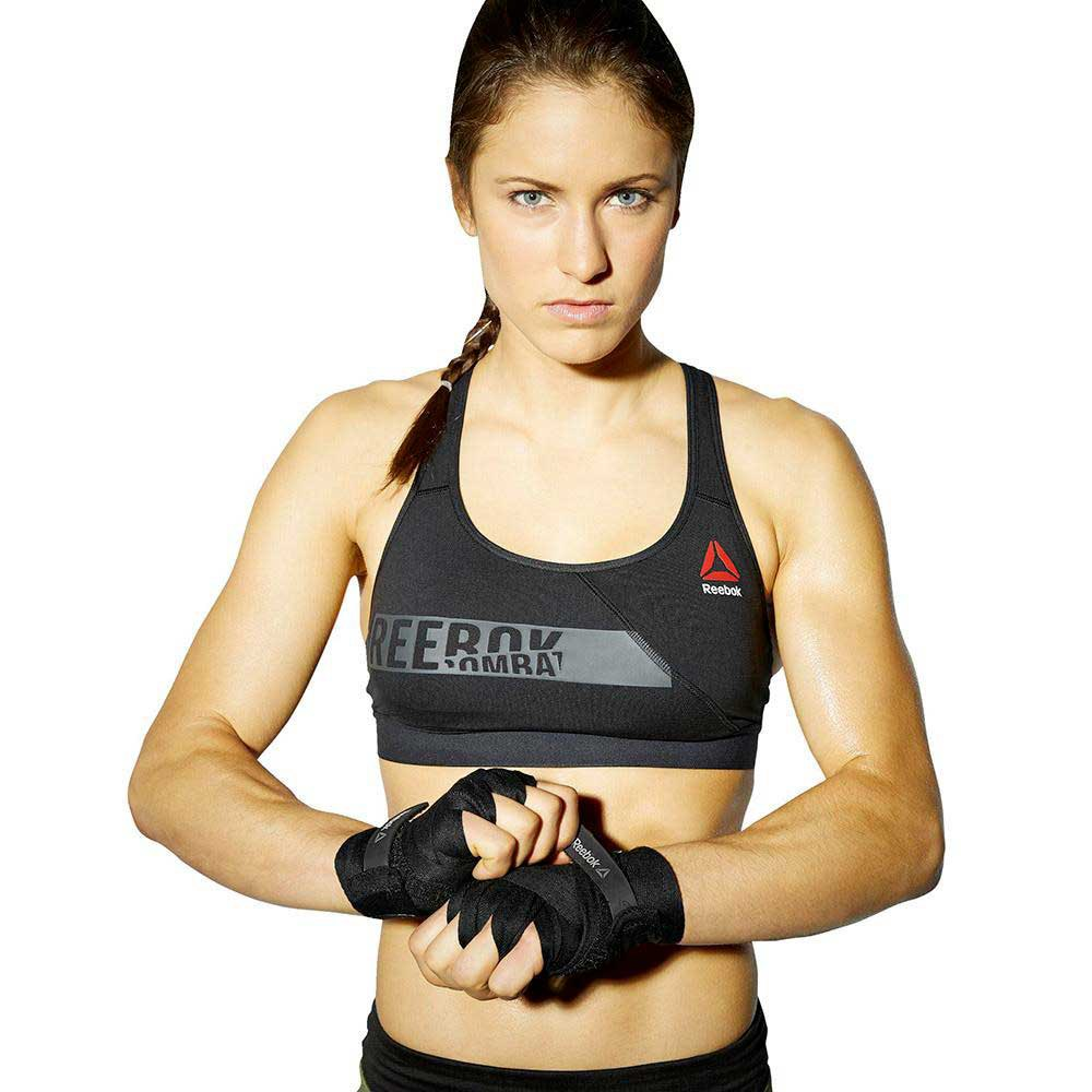 Reebok Train Like A Fighter Bra Wide Strap