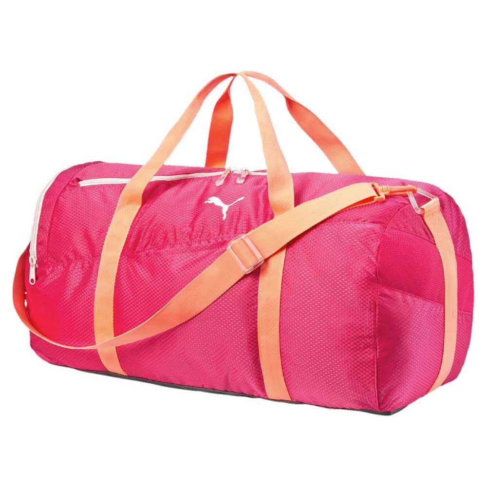 39826b5eac Puma Fit At Large Sports Bag Pink buy and offers on Traininn