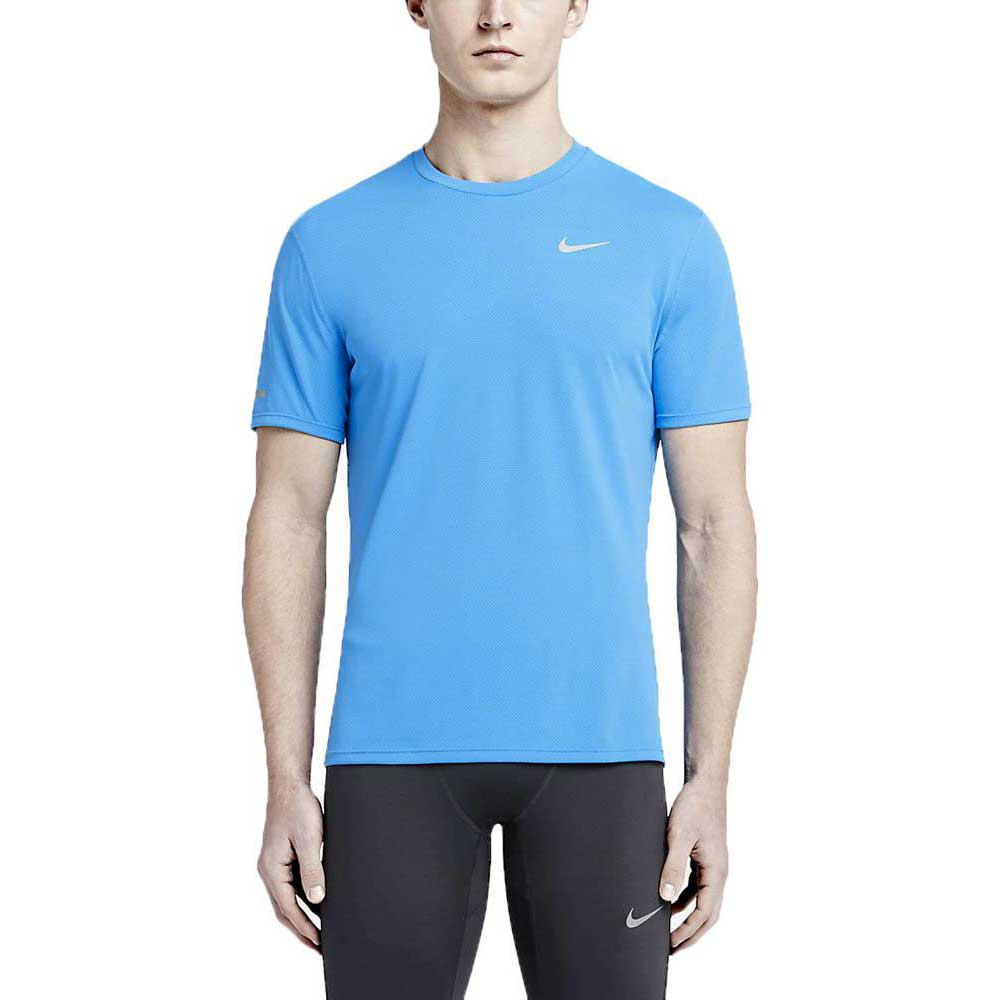 c16e6d4ec0fb Nike Dri Fit Contour S S buy and offers on Traininn