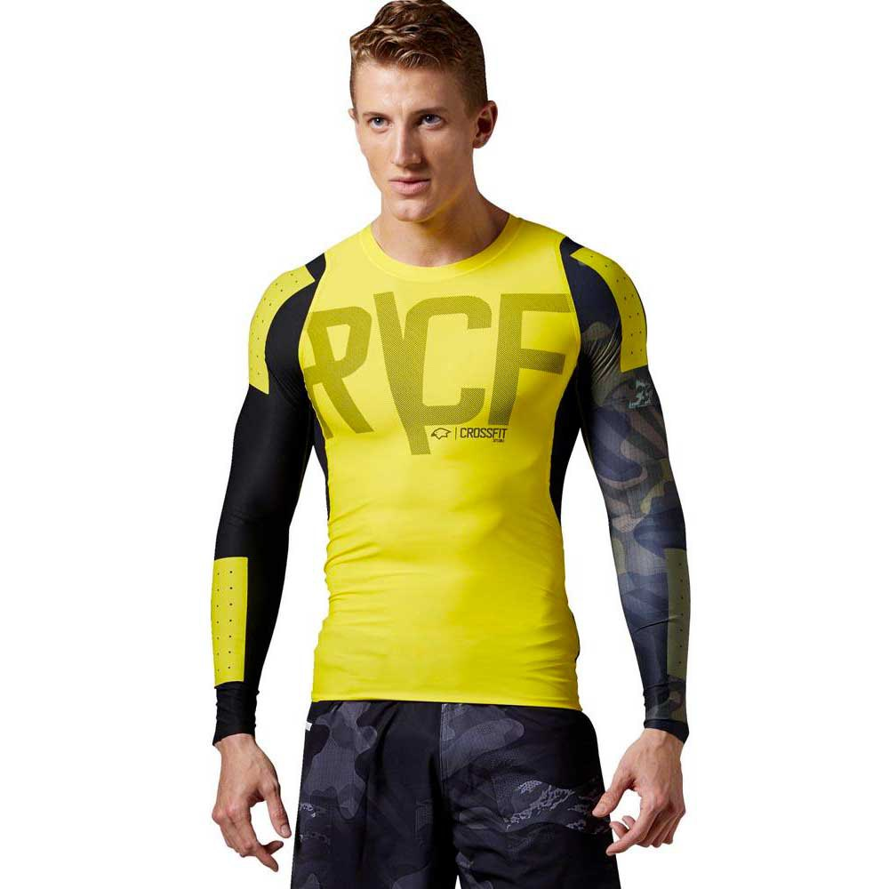 Reebok crossfit L/S Compression Shirt