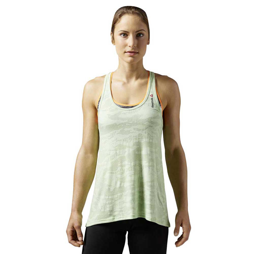 Reebok ONE Series Burnout Tank