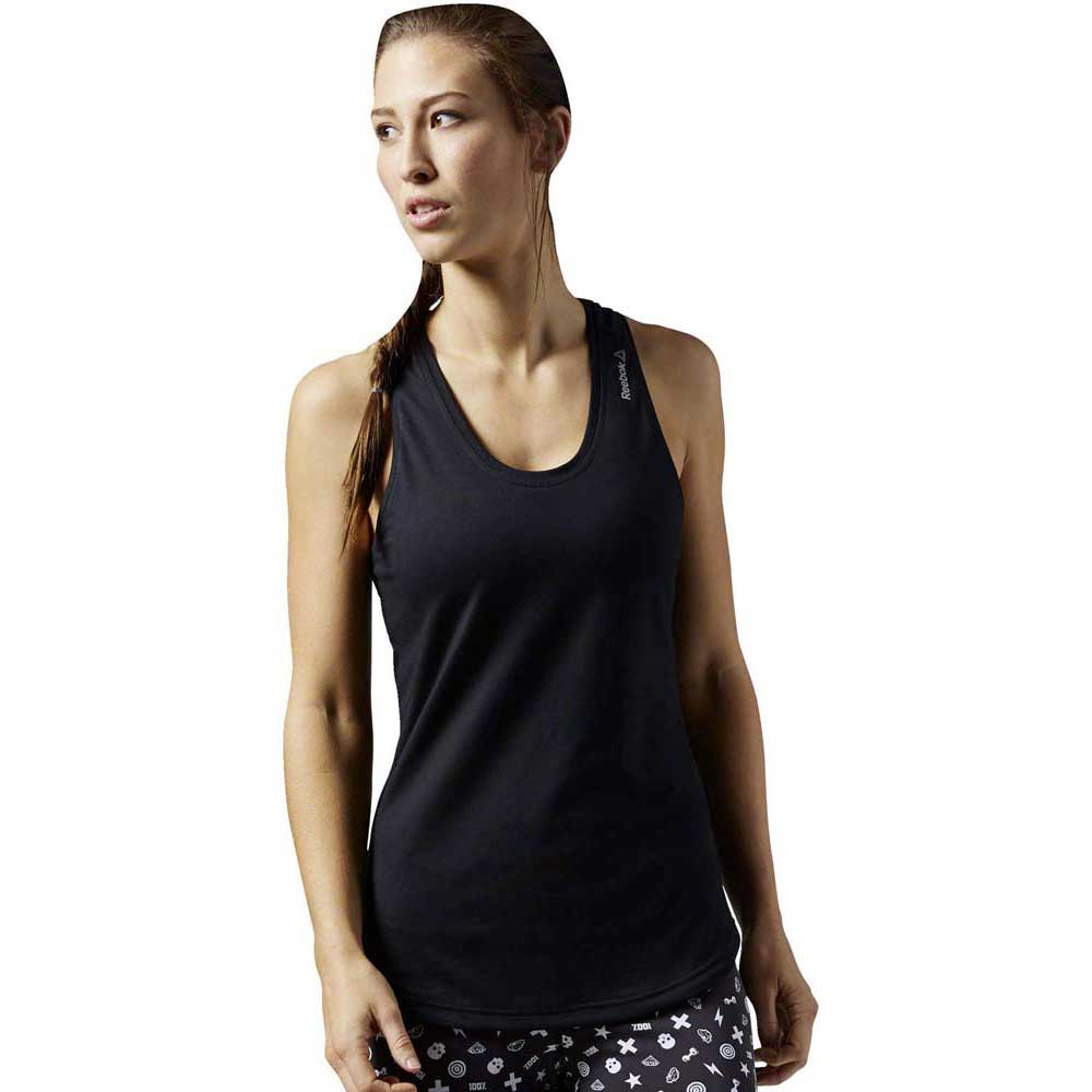 Reebok Work Out Ready SpeedWick Sleeveless Tank
