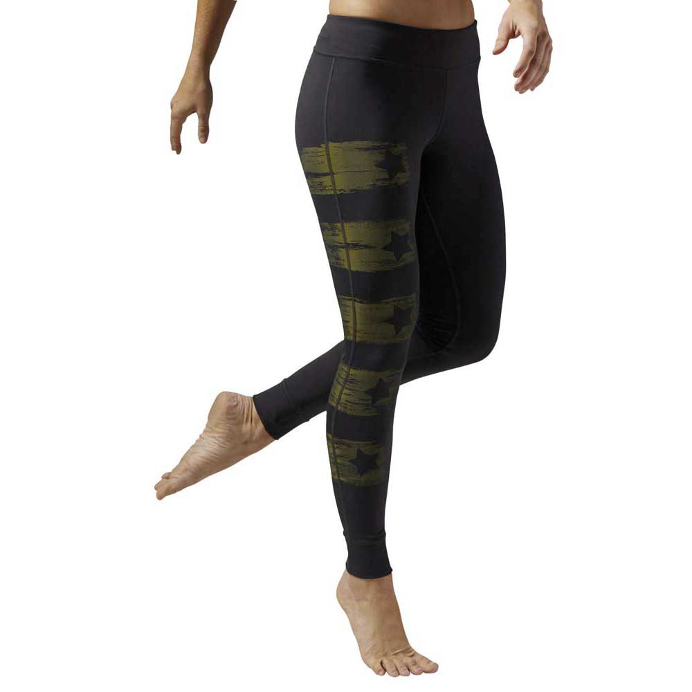 10b63ca29bd6f Reebok Yoga Painted Tight buy and offers on Traininn