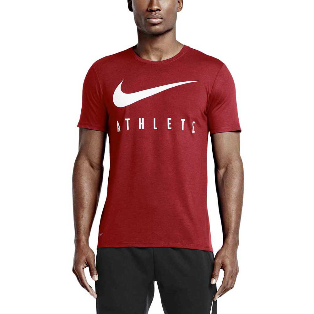 huge selection of c3888 f4fa1 Nike M Nk Dry Tee Db Athlete