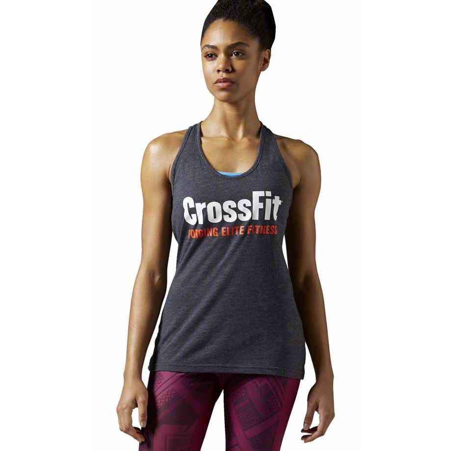 Reebok crossfit RCF Graphic Tank Forging Elite Fitness W