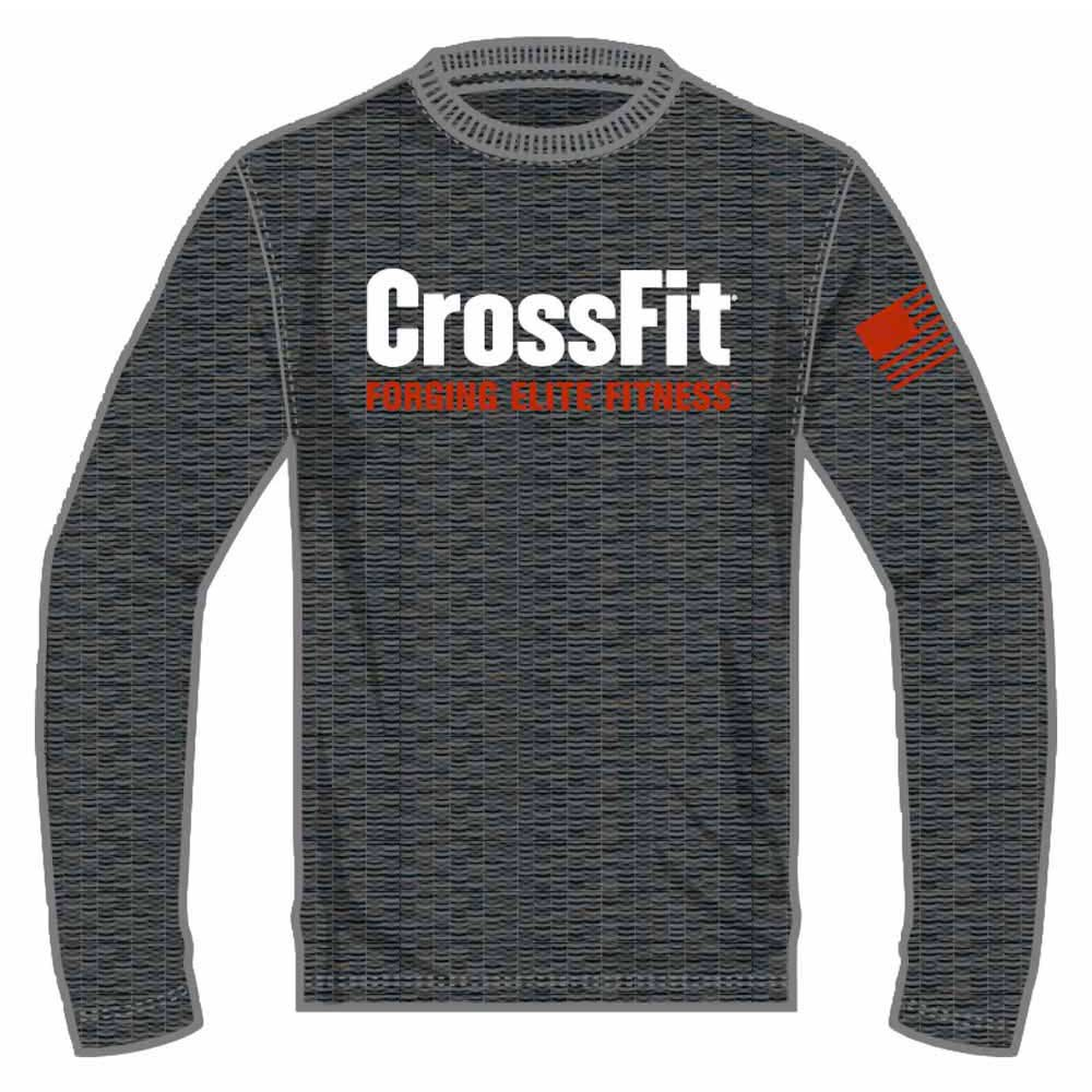 Reebok RCF Forging Elite Fitness L/S Tee