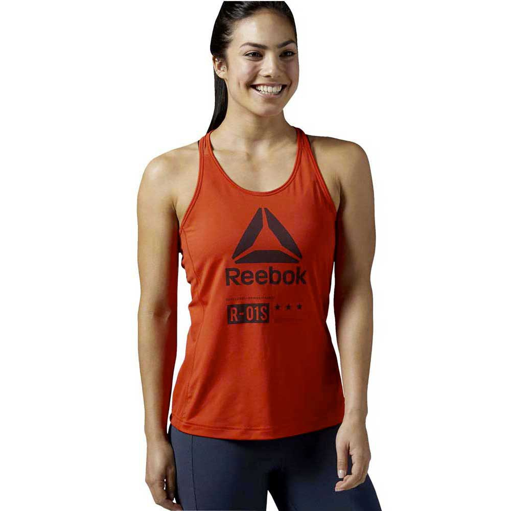 Reebok One Series ActivChill Graphic Tank W