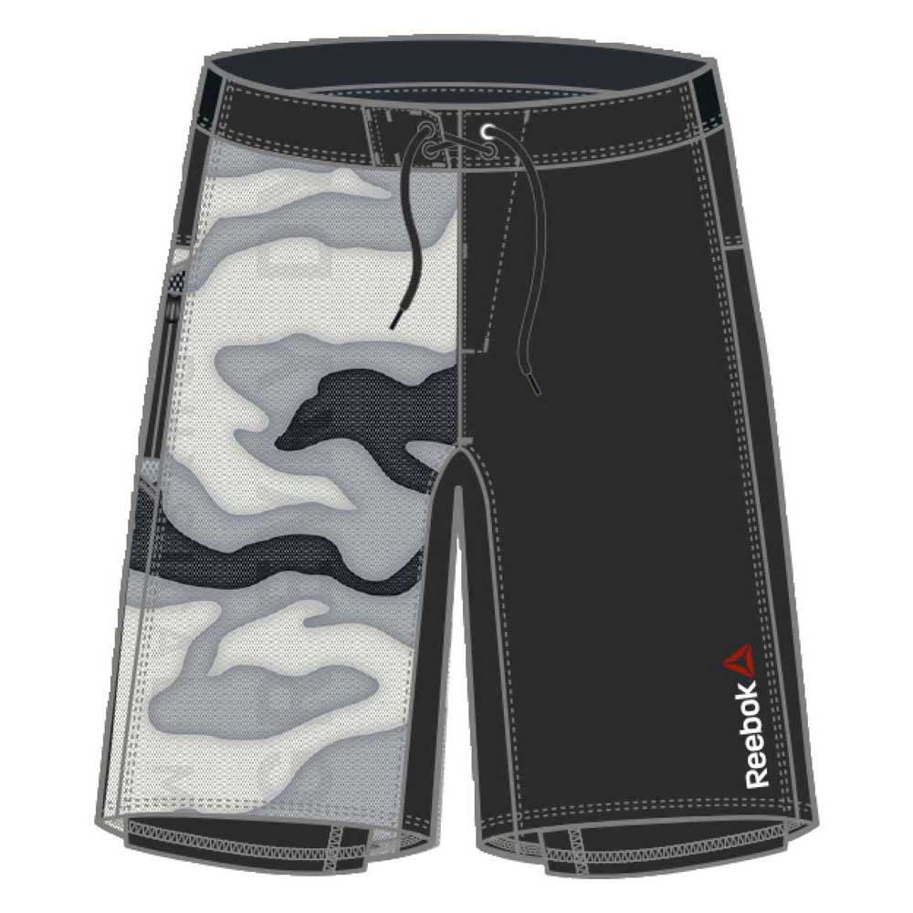Reebok One Series Camo Nasty 2 in 1 Short