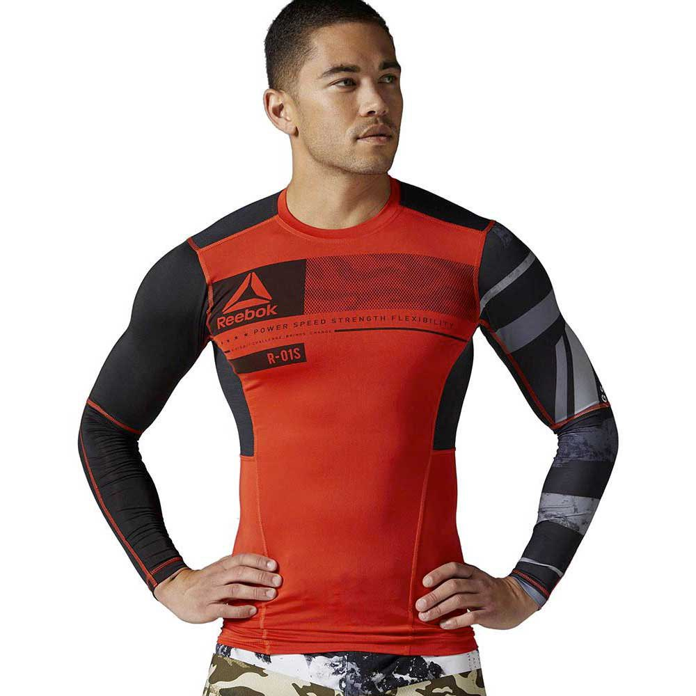 Reebok One Series Activchill L/S Compression Top