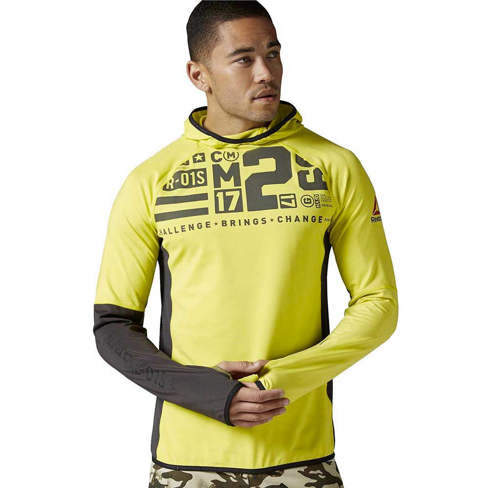 Reebok One Series Water Repellent Speedwick Hoodie
