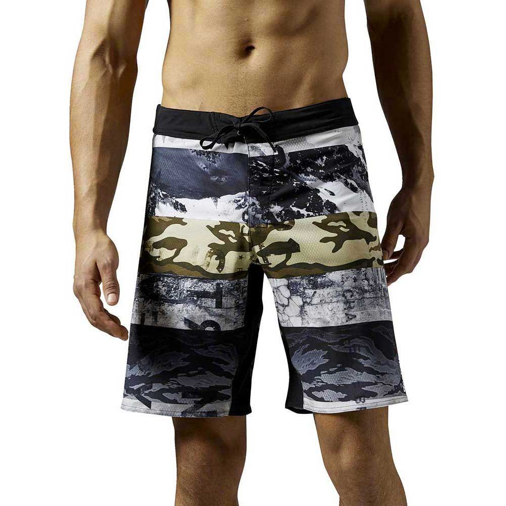 Reebok One Series Winter Camo Sublimated Short