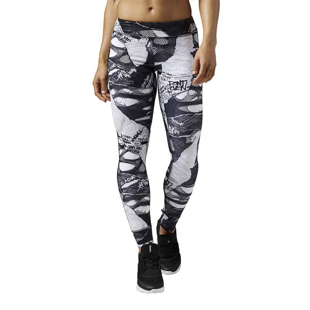 Reebok Dance Shredded Punk Tight W