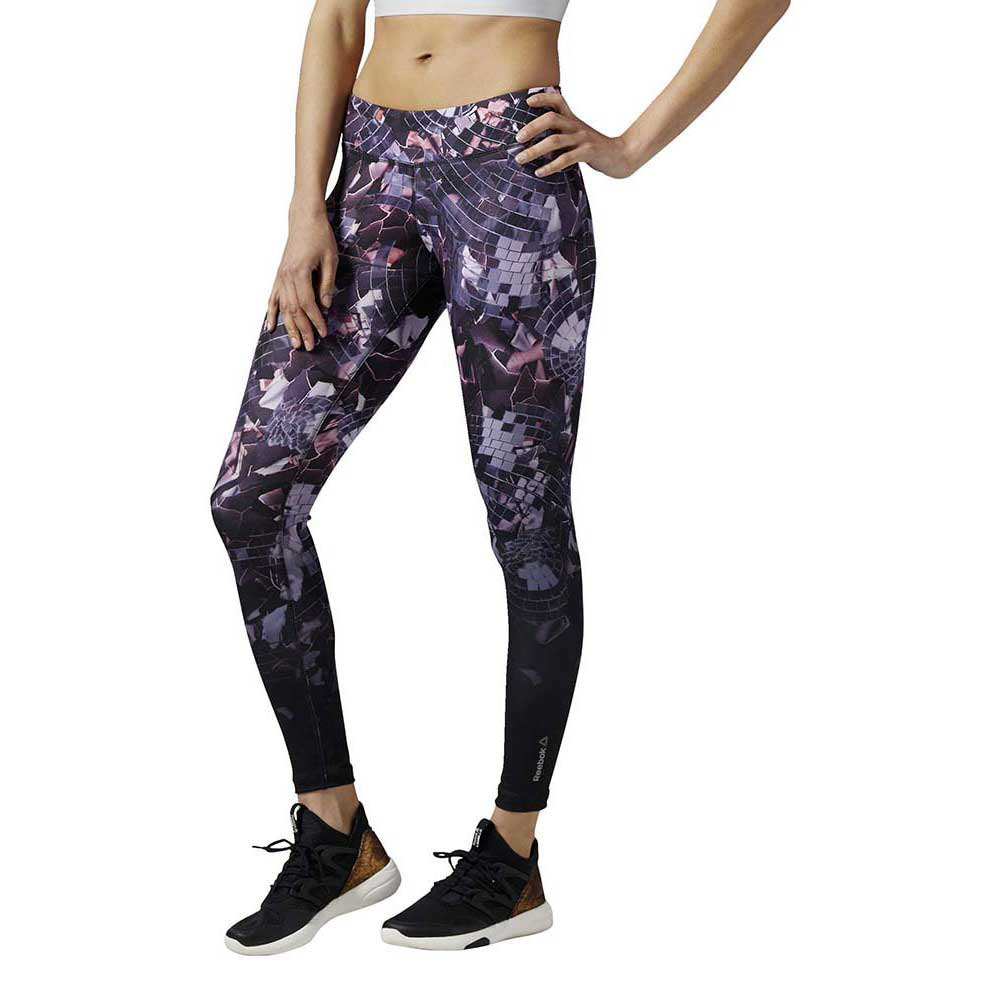 Reebok Dance Shattered Glam Tight W