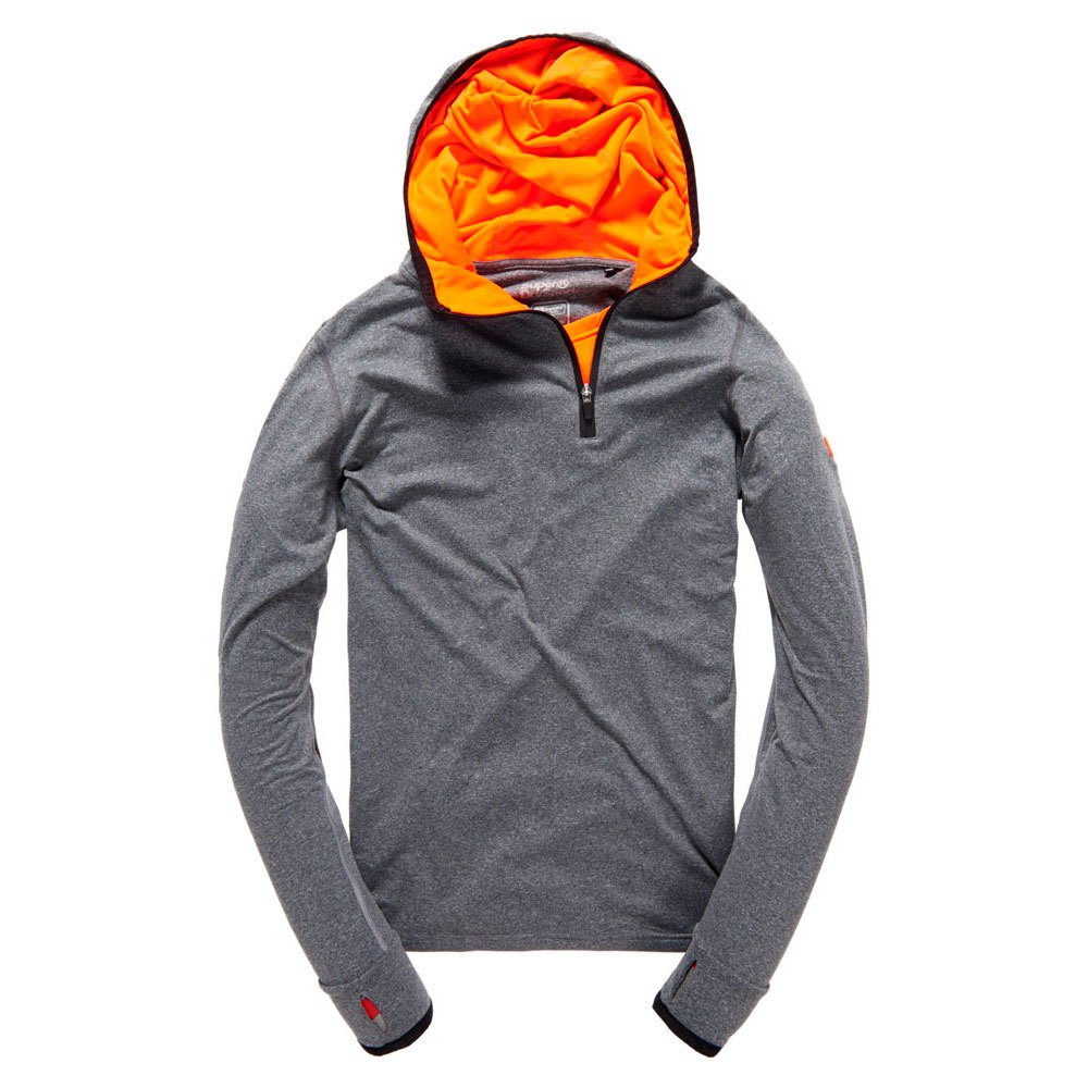 Superdry Gym Sport Runner High Hood