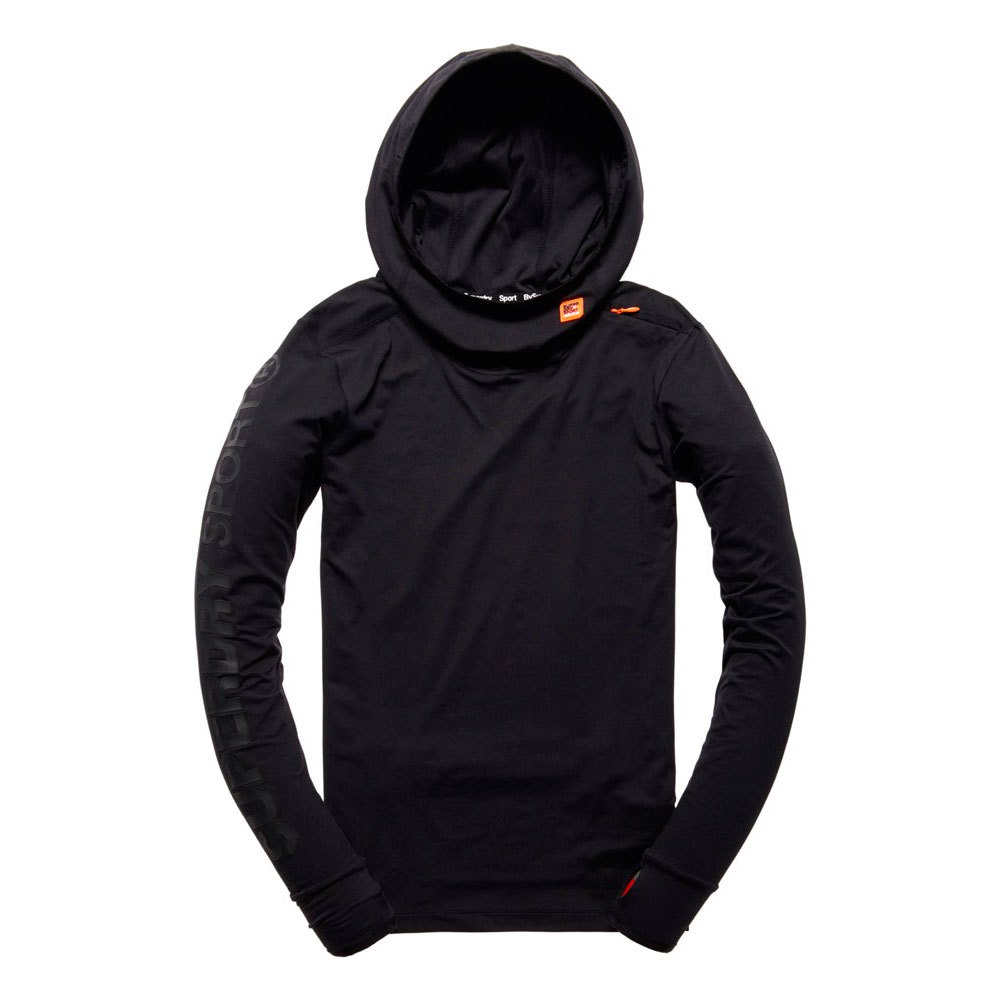 Superdry Gym Sport Runner Hood