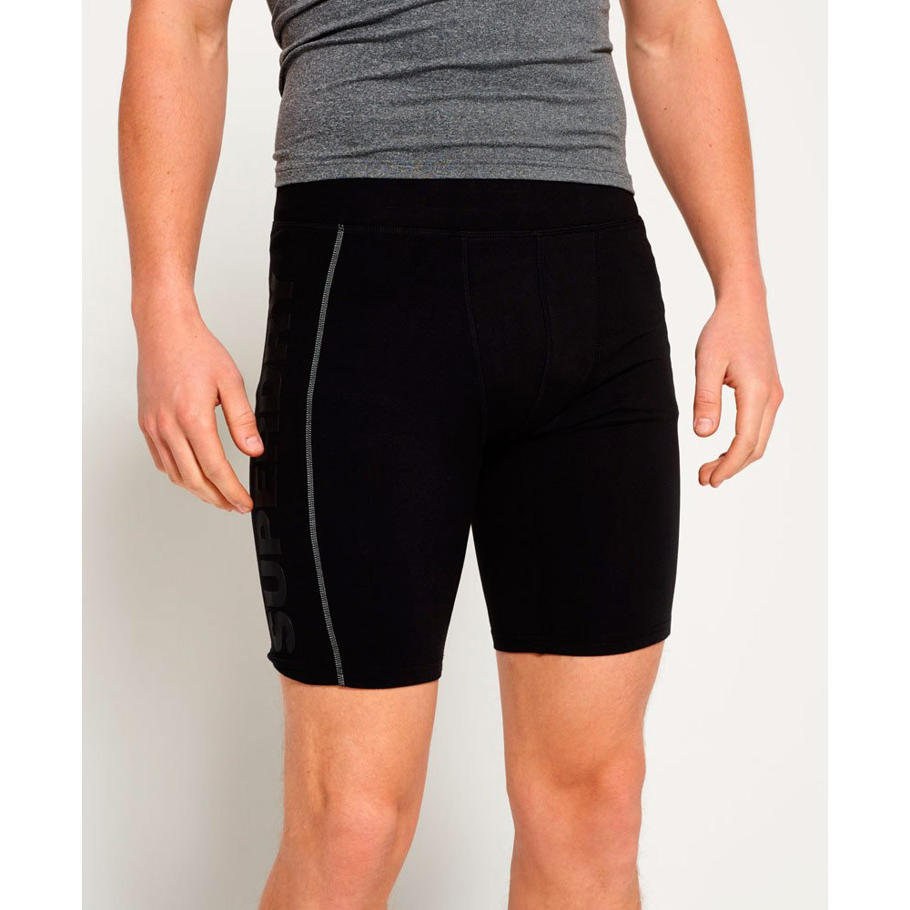 Superdry Gym Sport Runner kurze Hosen
